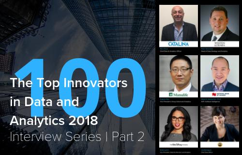 The Top Innovatorsin Data andAnalytics 2018 (1)